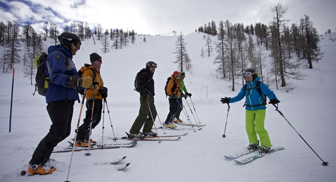 Ski Performance for Mountaineers - Off Piste Performance