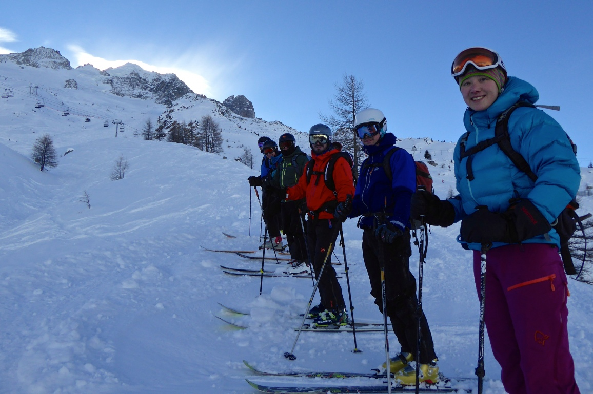 Chamonix Off-Piste & Ski Mountain Skills